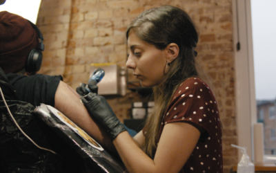 Maleri tatoveringer