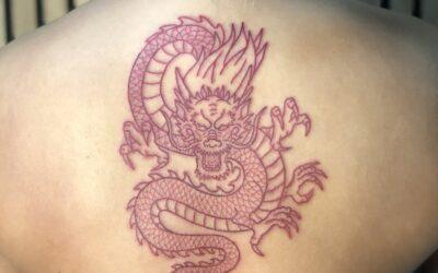 Dragon Tattoo: Betydninger