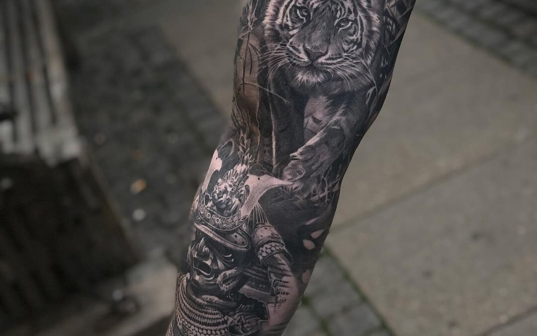 tattoo sleeves: proces, typer og inspiration