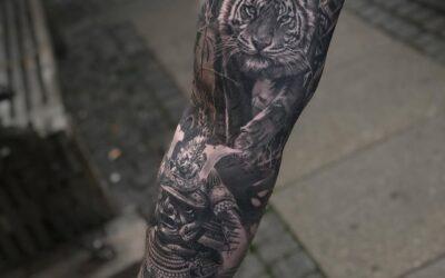 tattoo sleeves: proces, typer og inspiration